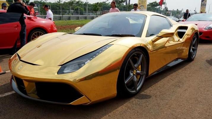 Masuk Indonesia, Harga Ferrari Naik 300% Karena Pajak