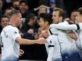 Klasemen Liga Inggris: Tottenham Gusur Chelsea