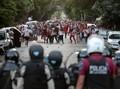 Sembunyikan Flare di Badan Anak, Fan River Plate Ditangkap