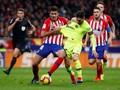 Dramatis, Barcelona Ditahan Imbang Atletico 1-1 di La Liga