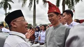 Jokowi Janji Tingkatkan Kesejahteraan Guru Honorer Lewat P3K