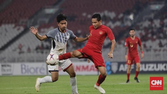 Laga antara Timnas Indonesia dan Filipina yang berakhir imbang tidak mengubah kedudukan kedua kesebelasan di klasemen. Timnas Indonesia berada di peringkat empat dengan empat poin, The Azkals menduduki peringkat kedua dengan delapan poin. (CNN Indonesia/Adhi Wicaksono)