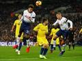Babak Pertama: Tottenham Unggul 2-0 atas Chelsea