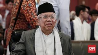 Bawaslu DKI Setop Kasus 'Budek dan Buta' ala Ma'ruf Amin
