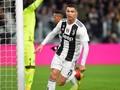 Ronaldo Bawa Juventus Unggul 1-0 atas SPAL di Babak Pertama