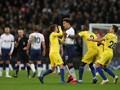FOTO: Tottenham Hotspur Beri Kekalahan Pertama untuk Chelsea