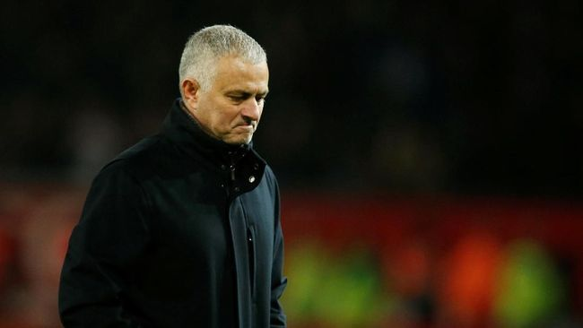 Liverpool vs Man United, Mourinho Sebut The Reds Beruntung