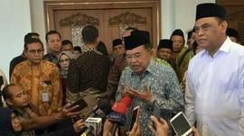 DMI Larang Penggunaan Masjid sebagai Sarana Politik