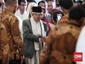 Ma'ruf Amin Respons Ustaz Malaysia soal Maksiat dan Tsunami
