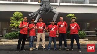 Kisah Suporter Timnas Indonesia Melawan Tagar 'Kosongkan GBK'
