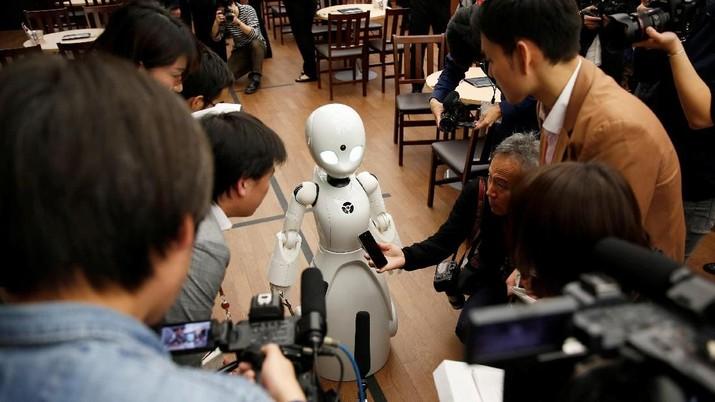 Pak Jokowi, Ini Resep agar Robot tak Ciptakan Pengangguran