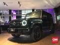 Daimler Daftarkan Nama Kendaraan Baru Mercy 'O-Class'