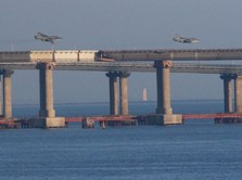 Jreeng! Jet Tempur Rusia Kembali Hadang Pesawat AS