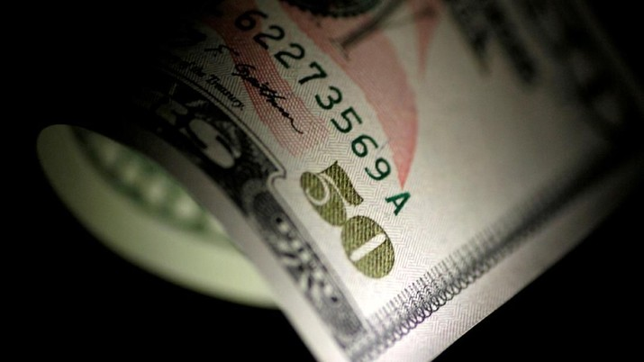 Dolar AS Naik Tipis Saat 4 Mata Uang Kuat Dalam Tren Naik