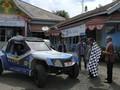 Uji Mobil Listrik Blits Cicip Jalan Sumatra