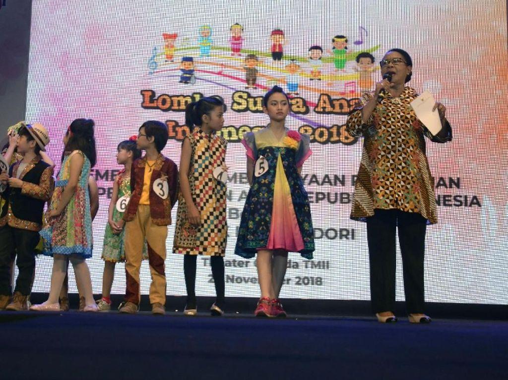 Lomba tersebut bertujuan untuk menghidupkan kembali kembali dunia lagu anak, penyanyi anak beserta pencipta lagu anak dalam rangka memperingati Hari Anak Internasional.