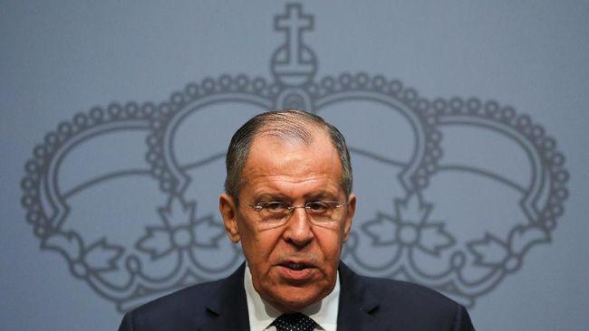 Rusia Tuduh AS Rencanakan Kudeta di Venezuela