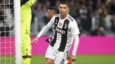 5 Rekor Cristiano Ronaldo di Juventus