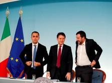Italia Beri Sinyal Akan Ubah Target Defisit Anggaran 2019