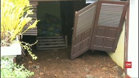 VIDEO: Pipa PDAM Bandung Meledak dan Rumah Warga Rusak