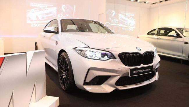 Dikenalkan di Jakarta, BMW M2 Belum Ada Harga