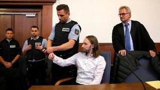 Pengebom Bus Dortmund Dihukum 14 Tahun Penjara