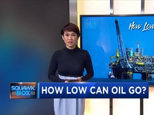 How Low Oil Can Go?