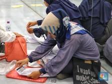 Besaran Gaji Pengangguran Rp500 Ribu/Bulan Belum Final
