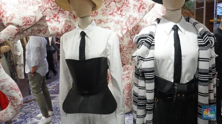 Intip Koleksi Mewah Dior Cruise 2019 di Pop Up Store Jakarta