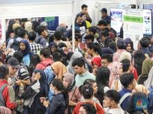 Selain Gelombang PHK, Batam Punya Masalah Pengangguran