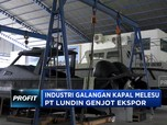 Wah, Kapal Perang dari Banyuwangi Diekspor Sampai Rusia