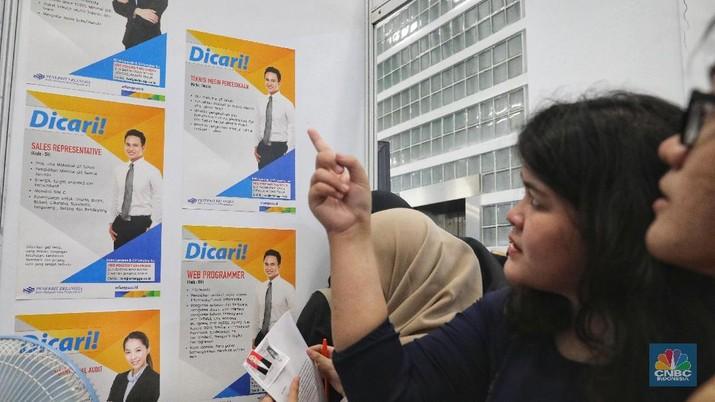 Mulai 2020, Presiden Joko Widodo (Jokowi) akan memberikan gaji untuk para pengangguran di Indonesia.