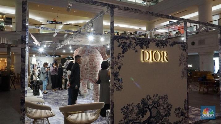 Dior Cruise 2019 Masuk Jakarta, Tawarkan Koleksi Ratusan Juta