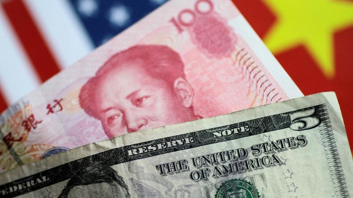 Investor Antisipasi Isi Pidato Powell, Dolar AS Masih Perkasa