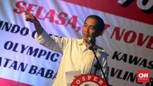 Jokowi Sebut Ulama Pukuli Orang Urusan Polisi