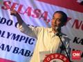 Jokowi: Ada Yang Mencaci, Mencela, Jadi Gubernur Juga