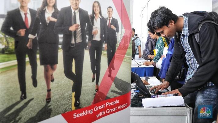 Anggaran Jokowi untuk Gaji Pengangguran Capai Rp 10,3 T
