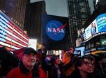 Sstt.. NASA Mau Bangun Pembangkit Listrik di Mars & Bulan