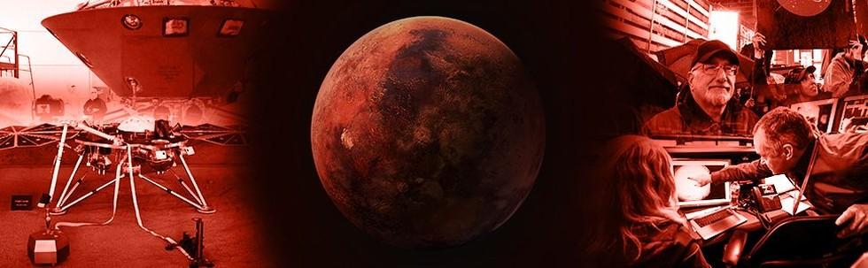 Babak Baru Ekspedisi ke Mars