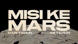 INFOGRAFIS: Misi ke Mars dari Masa ke Masa
