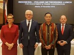 Polandia Siap Bantu RI Kembangkan Start Up