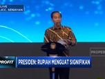 Saat Jokowi Memuji Keberanian BI Naikan Suku Bunga