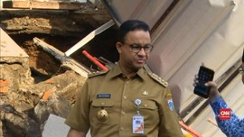 Anies Kritik Kepala Dinas yang Tak Berani Ambil Keputusan