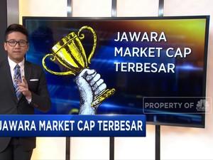 Jawara Market Cap Terbesar