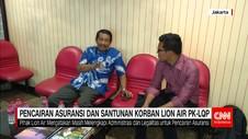 Pencairan Asuransi Dan Santunan Korban Lion Air PK-LQP