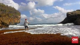 Mencari Letak Pantai Wohkudu