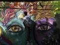 FOTO: Festival Mural demi Perdamaian di Kolombia