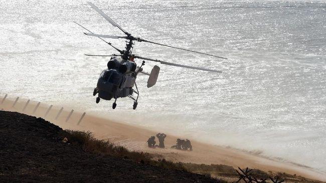 Konflik di Laut Hitam, Rusia Tahan 3 Kapal Ukraina