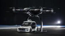 Paris Siapkan Taksi Terbang pada Olimpiade 2024