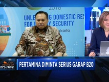 Video Eksklusif: Pertamina Serius Garap B20